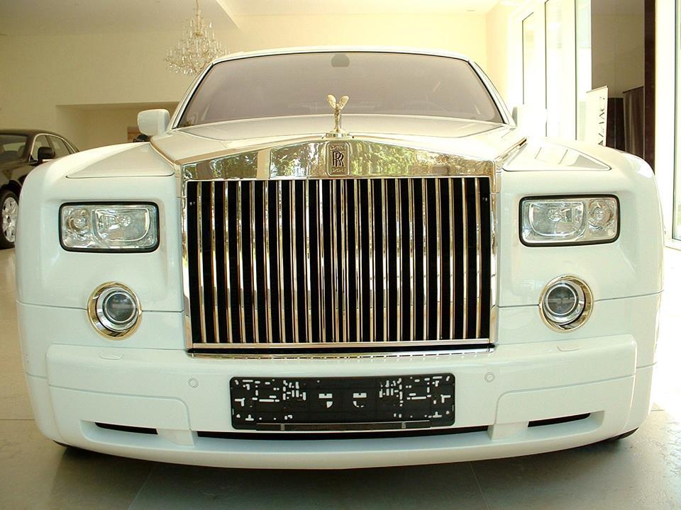 Xe hơi bọc thép - Phantom