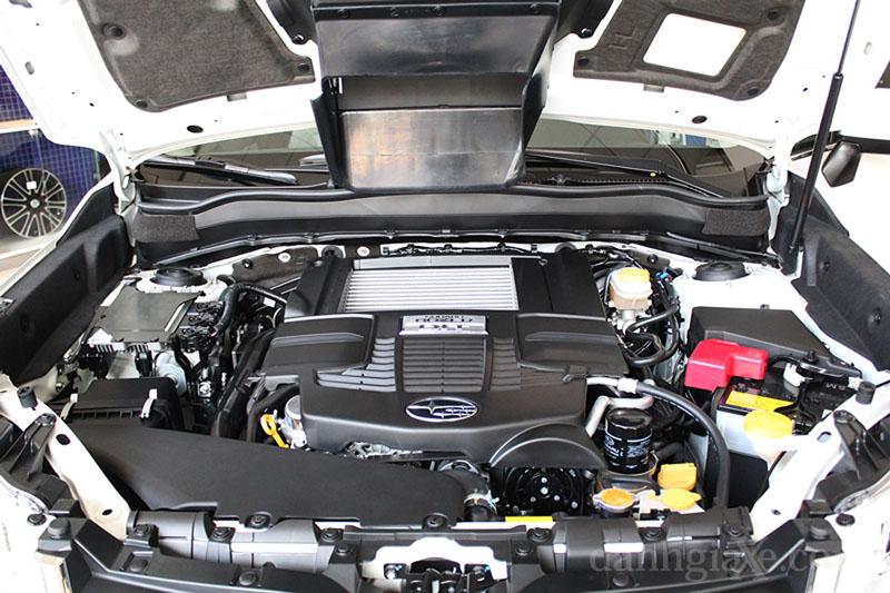 Động cơ xe Subaru Forester