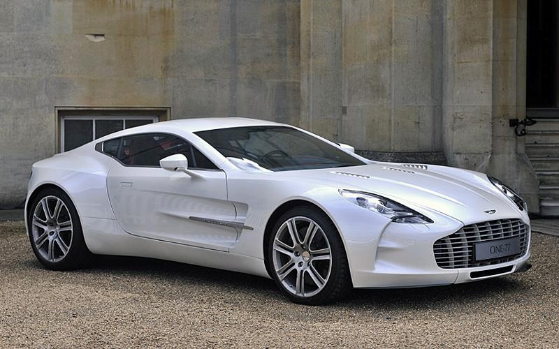 Siêu xe đắt nhất thế giới - Aston Martin One 77