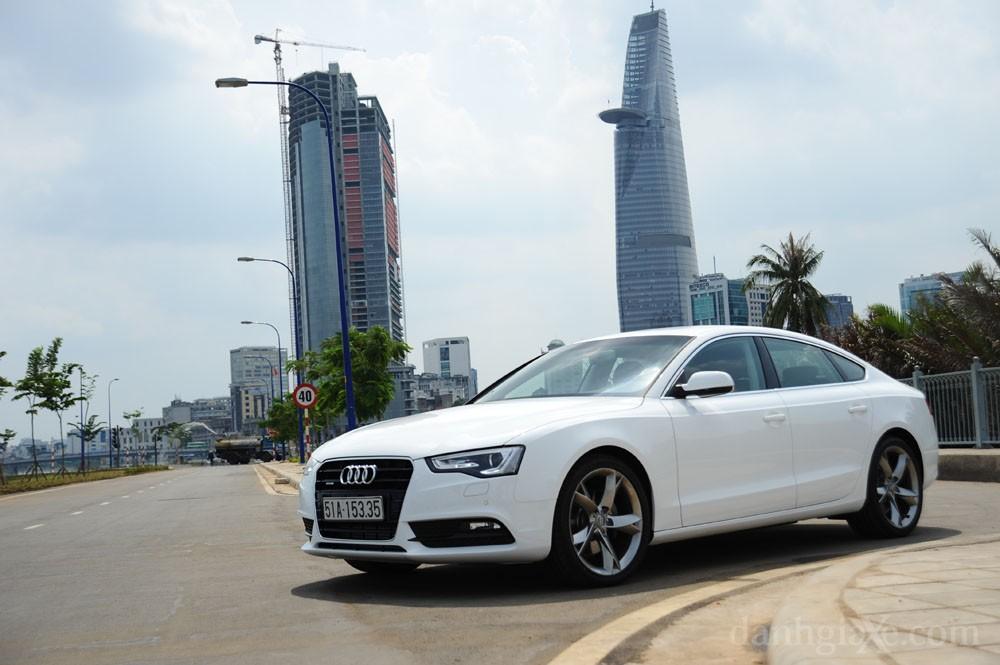 Đánh Giá Xe Audi A5 2012