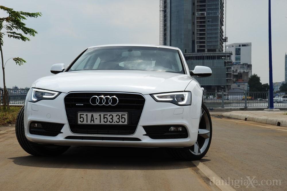 Đèn trước Audi A5 Sportback 2012