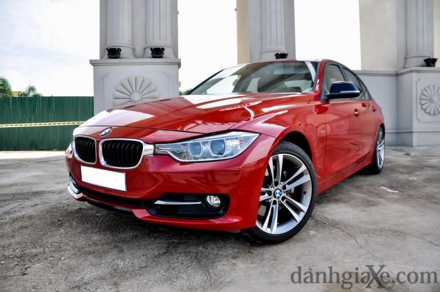 BMW 328i 2012, BMW 3-series