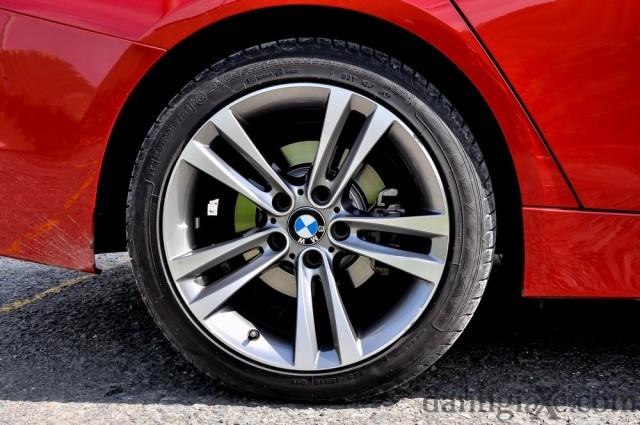 Mâm xe BMW 328i 2012, BMW 3-series
