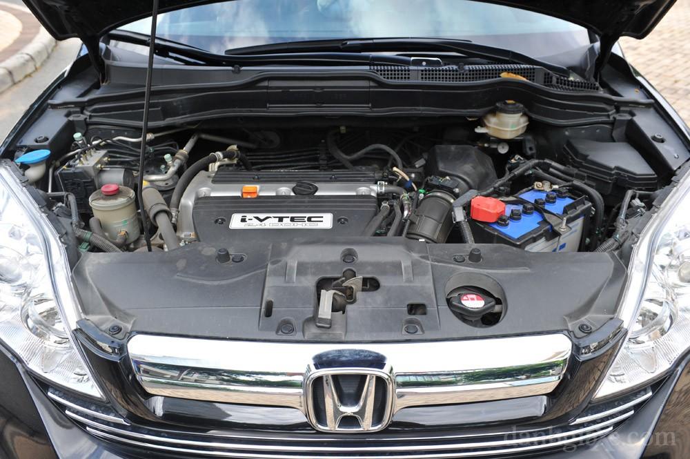 Động cơ Honda CR-V 2008