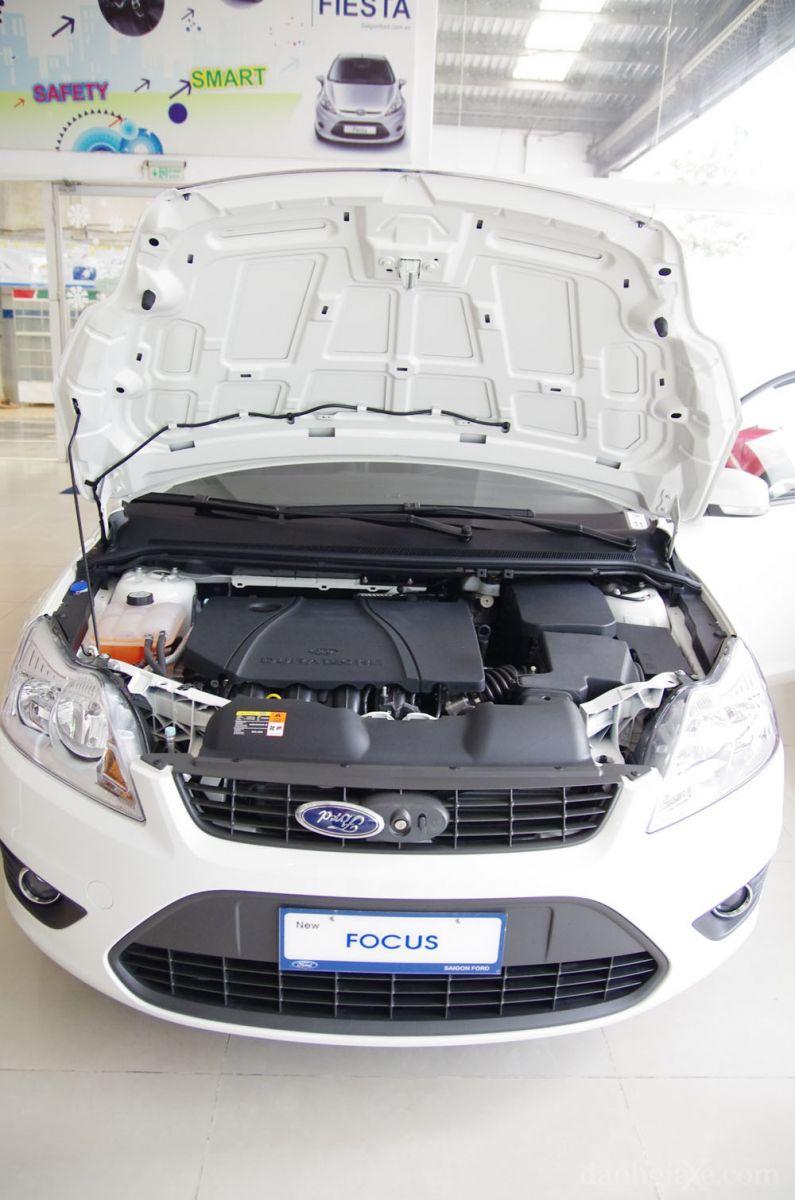Động cơ Ford Focus 2012