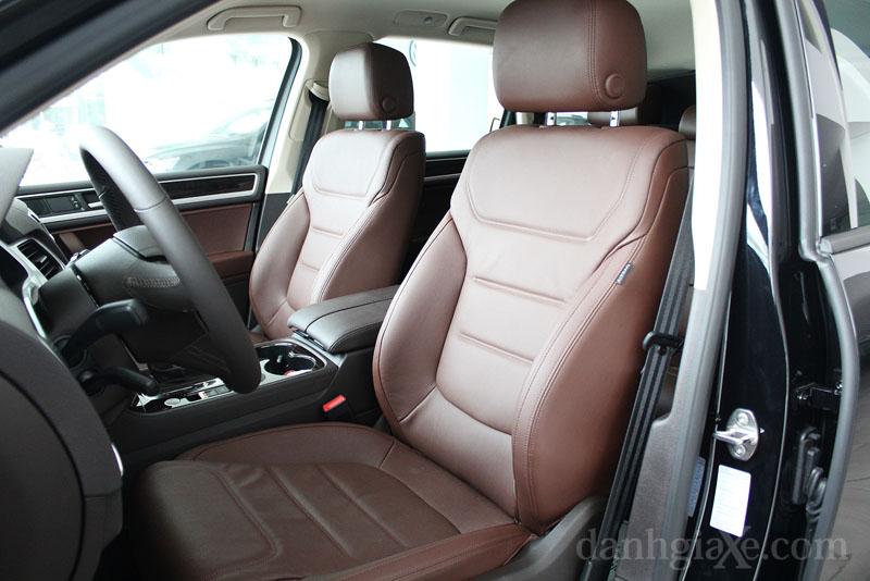 ghế da Volkswagen