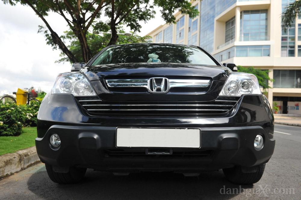 Đầu xe Honda CR-V 2008