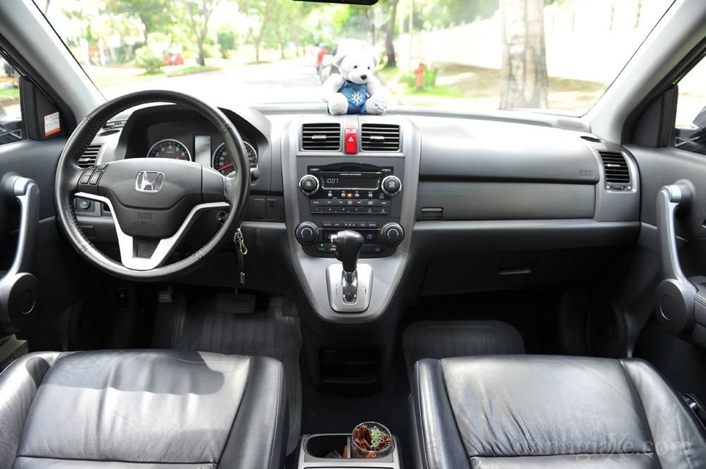 tablo xe Honda CR-V 2008