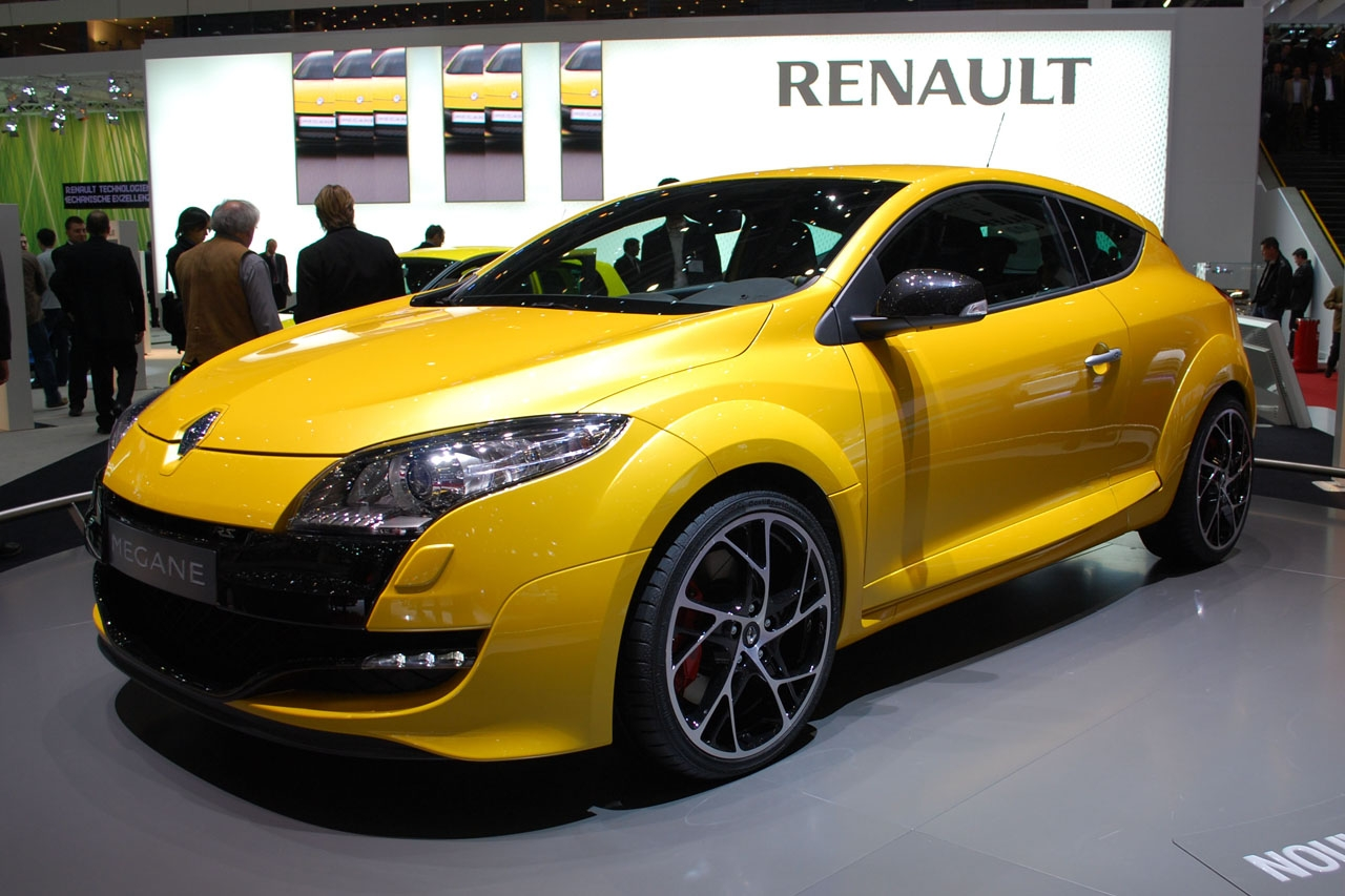 Xe thể thao - Renault Megane RS