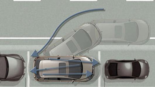 kỹ thuật lùi xe ô tô