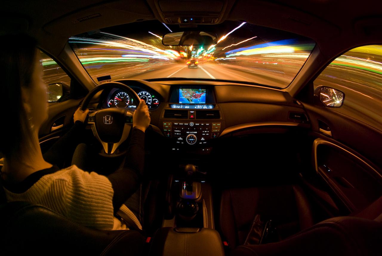 Kinh nghiệm lái xe ban đêm đường dài