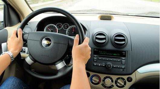 Kinh nghiệm lái xe số tự động - Bắt đầu