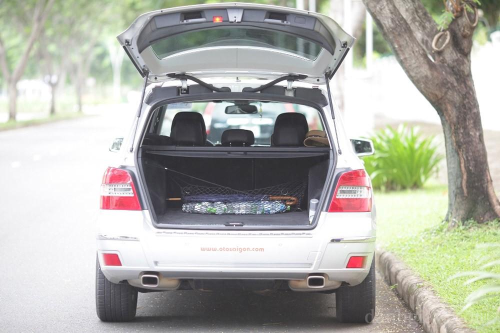 Cabin hành lý Mercedes GLK 2009