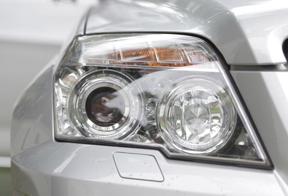 Đèn pha Mercedes GLK 2009