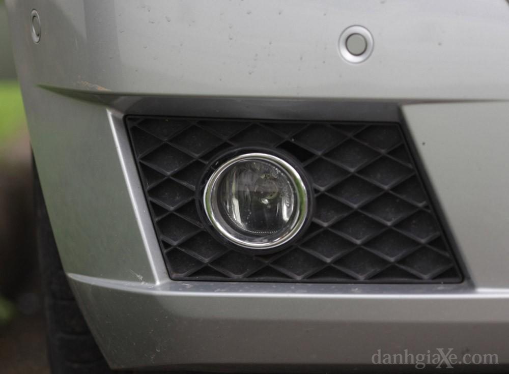 Đèn gầm Mercedes GLK 2009
