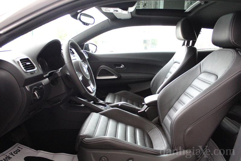 Độ nội thất ô tô - ghế da