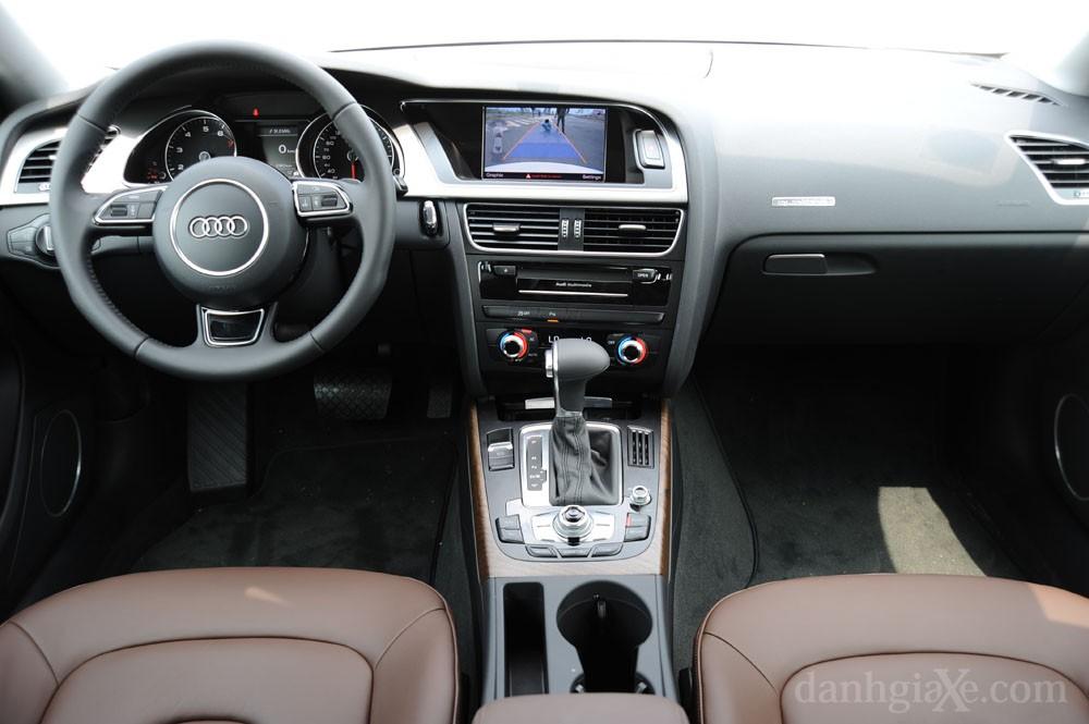 Nội thất Audi A5 Sportback 2012