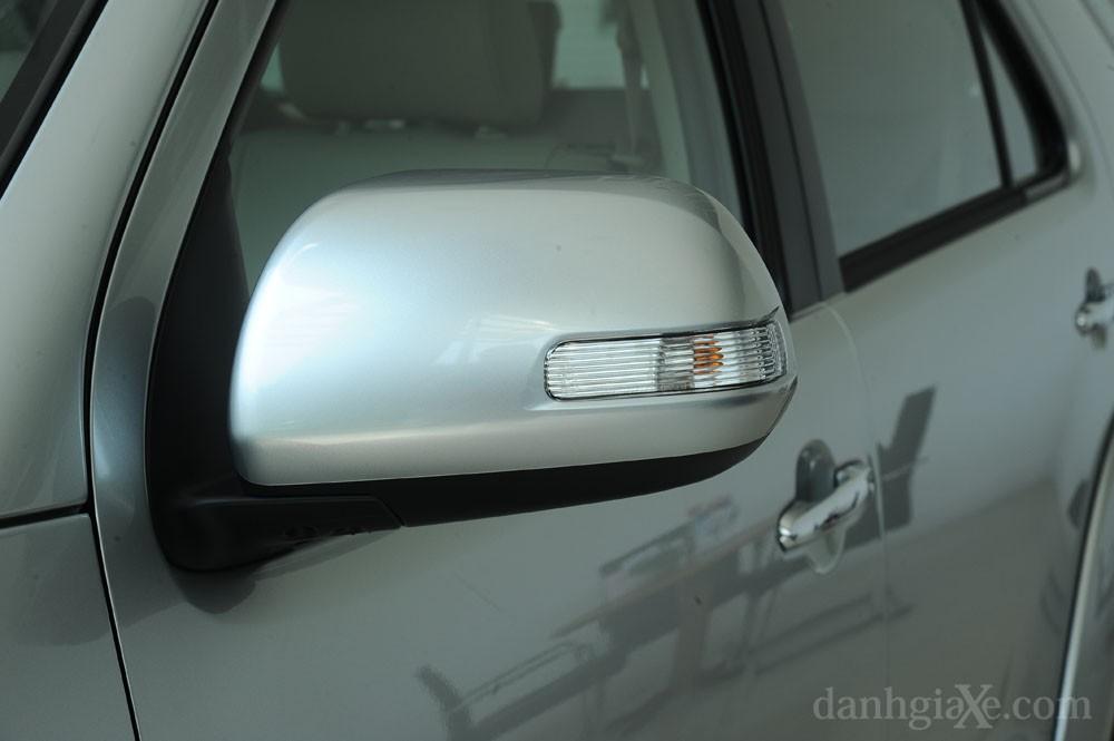 Gương chiếu hậu Toyota Fortuner 2012