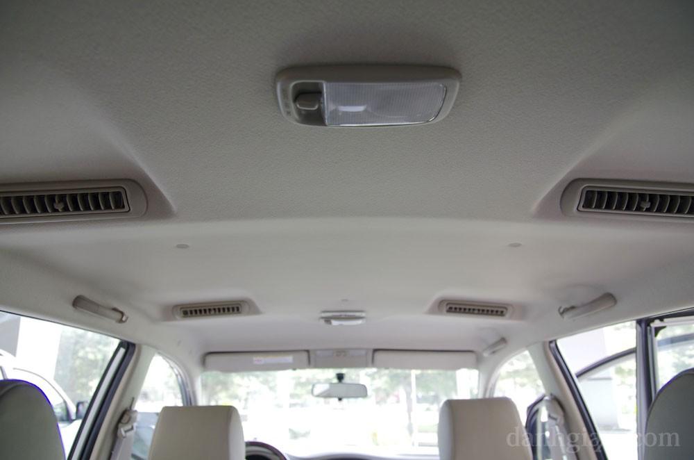Hệ thống điều hòa Toyota Innova 2012
