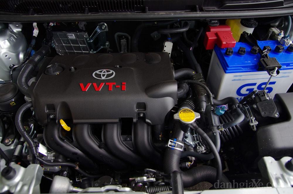 Động cơ Toyota Vios 2012