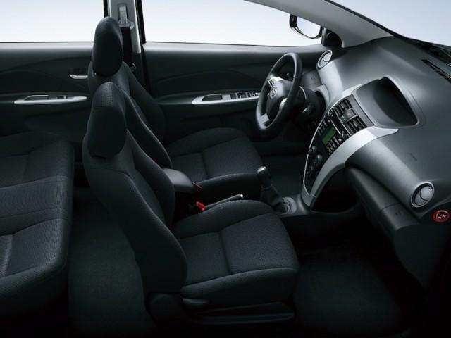 Ghế ngồi xe Toyota Vios 2012