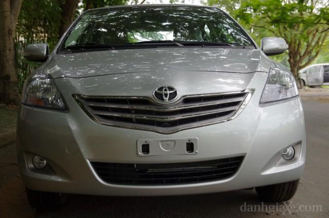 Đầu xe Toyota Vios 2012