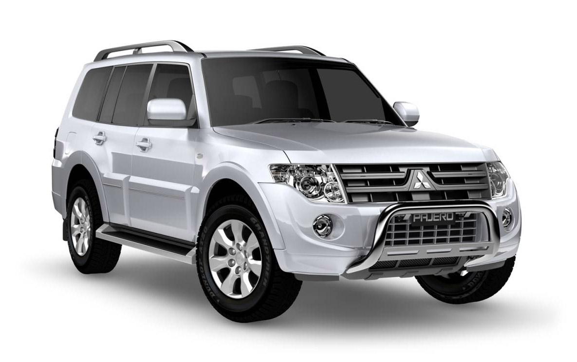 Đánh giá xe Mitsubishi Pajero 2012