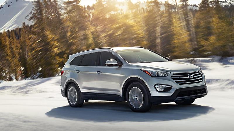 [ĐÁNH GIÁ XE] Hyundai Santafe 2015