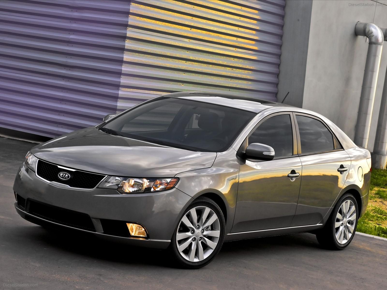 Đánh giá xe KIA Forte / Cerato 2012