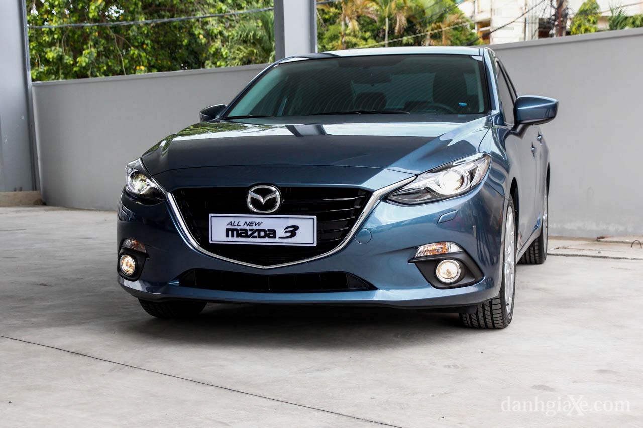 Đánh giá xe Mazda 3 2015