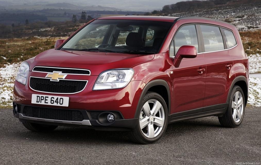 Đánh giá xe Chevrolet Orlando 2012