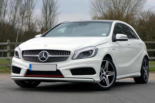 Đánh giá xe Mercedes-Benz A-Class cũ