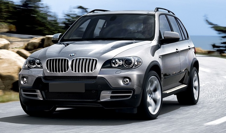 Đánh giá xe BMW X5 2011