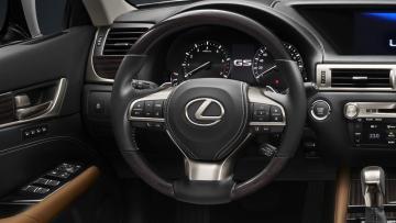 Nội thất Lexus GS200t