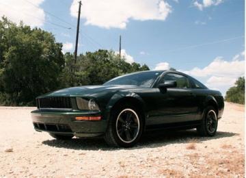 Cách đọc số VIN Ford Mustang Bullitt