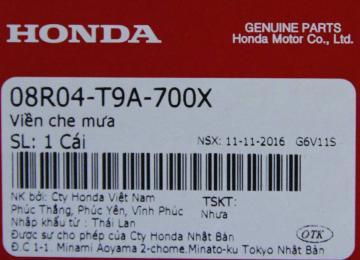 Honda City và Honda CR-V nhận nhiều ưu đãi khi mua bộ phụ kiện Modulo 13