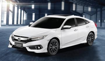 Honda City và Honda CR-V nhận nhiều ưu đãi khi mua bộ phụ kiện Modulo 6