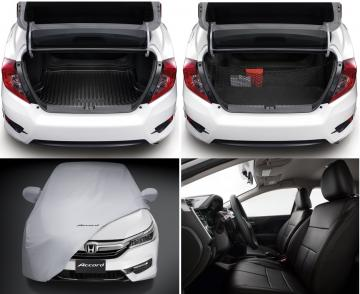 Honda City và Honda CR-V nhận nhiều ưu đãi khi mua bộ phụ kiện Modulo 9