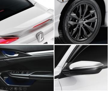 Honda City và Honda CR-V nhận nhiều ưu đãi khi mua bộ phụ kiện Modulo 7