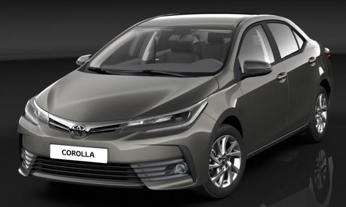 Toyota Altis 2017 giá bao nhiêu? Xe Altis 2017 khi nào về Việt Nam 2
