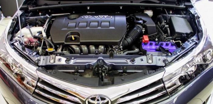 Toyota Altis 2017 giá bao nhiêu? Xe Altis 2017 khi nào về Việt Nam 6