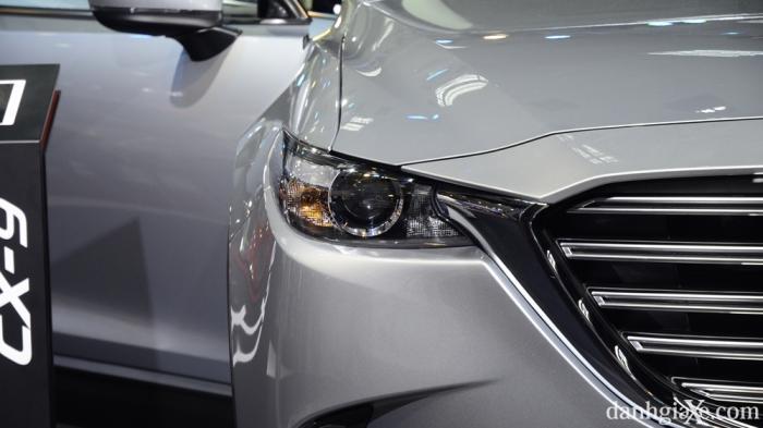 Mazda CX-9 2017: Top xe được yêu thích nhất thế giới năm nay