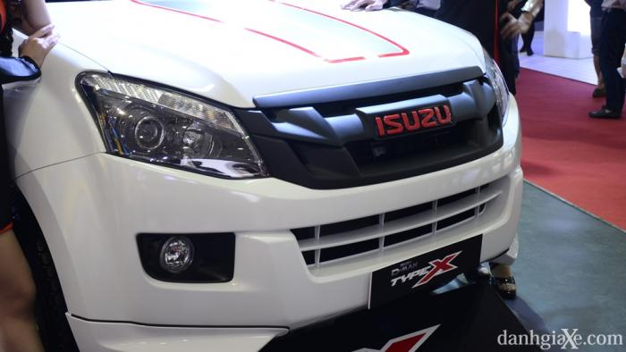 Đánh giá xe Isuzu mu-X và D-max 2017