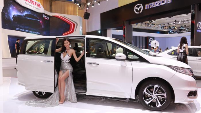 Tổng quan gian hàng Honda tại VMS: Những mẫu xe hiện đại đầy quyến rũ 7