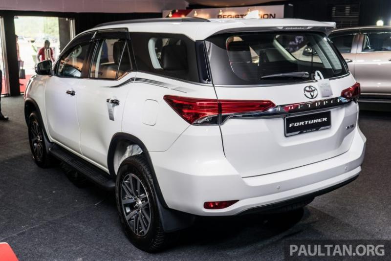 Toyota Fortuner 2017 giá bao nhiêu? Khi nào về Việt Nam?