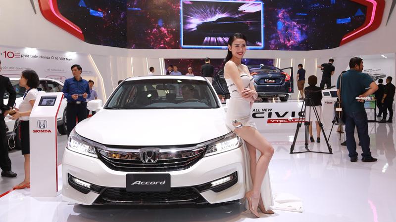 Tổng quan gian hàng Honda tại VMS: Những mẫu xe hiện đại đầy quyến rũ 5