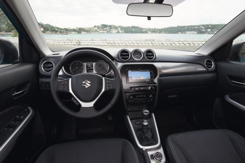 Đánh giá Suzuki Vitara AllGrip 2016 về nội ngoại thất & thông tin giá xe Vitara AllGrip 4