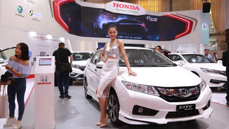 Tổng quan gian hàng Honda tại VMS: Những mẫu xe hiện đại đầy quyến rũ 3