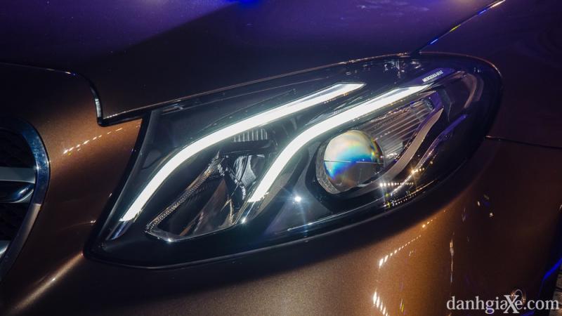 Đánh giá Mercedes E300 AMG 2017 thế hệ thứ 10