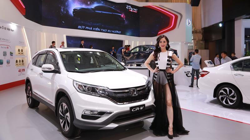 Tổng quan gian hàng Honda tại VMS: Những mẫu xe hiện đại đầy quyến rũ 4